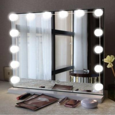 10 Led Vanity Mirror Lights Kit, Makeup Mirror Light Kit